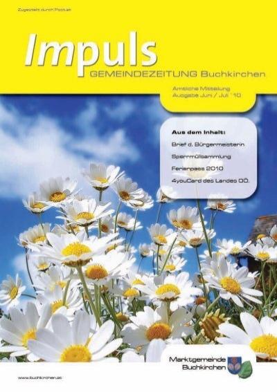 Veranstaltungen - Buchkirchen