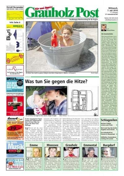 SoWo 30/16 by ZT Medien AG - issuu