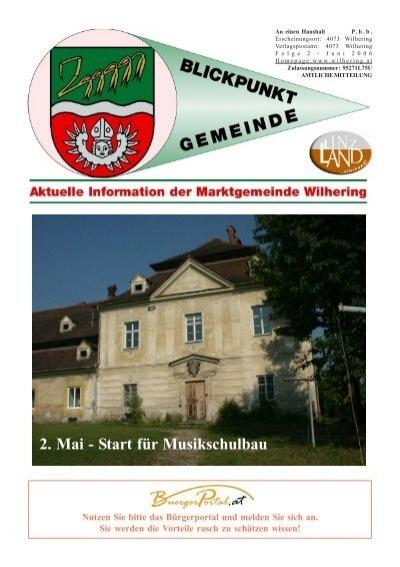 Wilhering treffen frauen - Moosburg single mann