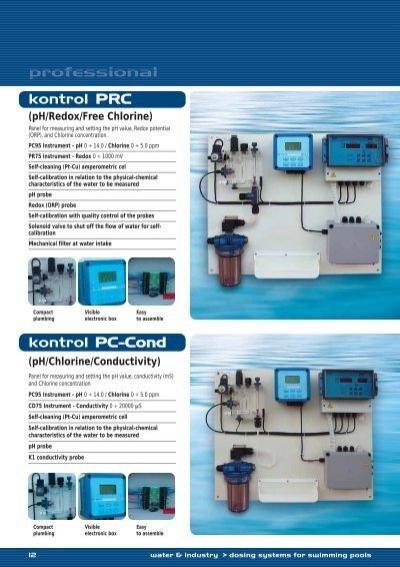 kontrol prc ph redox fre rh yumpu com Manual vs Automated Control Example Manual vs Automated Controls