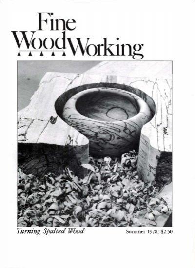 Turning Spa/ted WOod - Wood Tools
