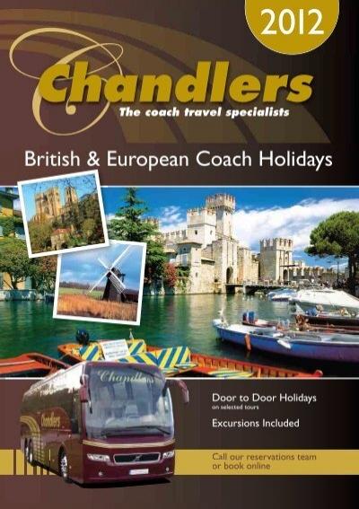 British European Coach Holidays Chandlers Coaches