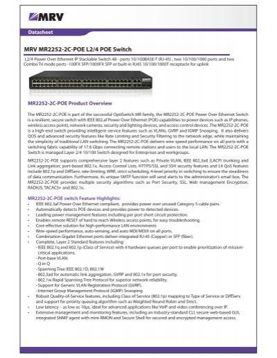 MRV Compatible SFP-GD-ELX 1000BASE-XD SFP Transceiver