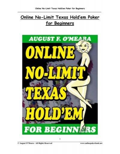 Free no limit texas holdem poker