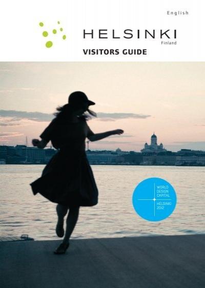 Visitors Guide Visit Helsinki
