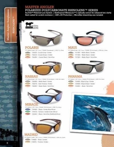 724106637a6 Master Angler Sunglasses