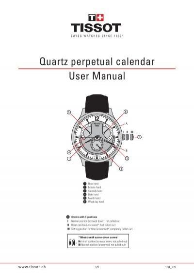 Tissot tradition perpetual calendar t0636371603700 tissot ® canada.