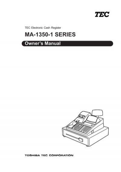 toshiba 1360 service manual
