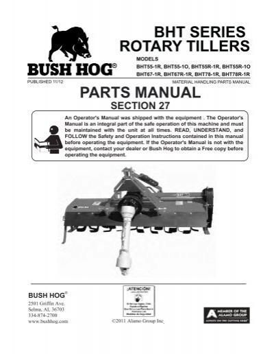 Tarter Tiller Parts Model 017380 : Tarter tillers bush hog