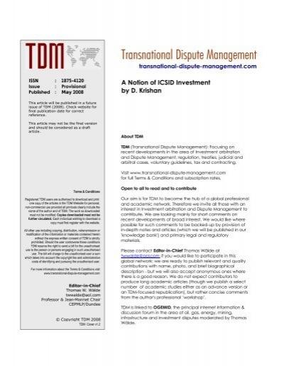salini v morocco definition investment portfolio