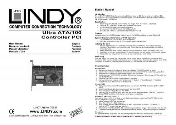 Cmd pci-0649 ultra dma ide controller driver for mac free