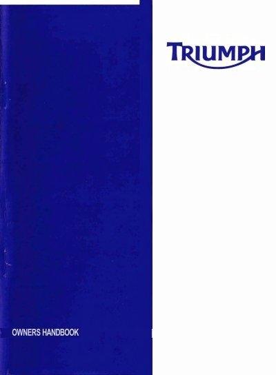 daytona 675 owners manual pdf rh yumpu com 2016 triumph daytona 675r owner's manual 2016 triumph daytona 675r owner's manual