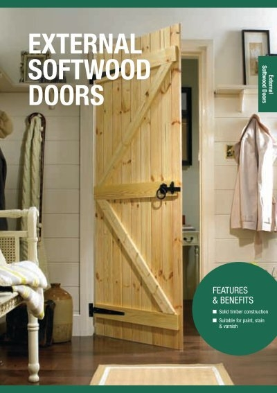 BM-doors-brochure-external softwood doors - Benchmarx Kitchens . & DOORS FLOORING u0026 JOINERY - Benchmarx Kitchens and Joinery