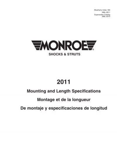 Monroe Shocks /& Struts OESpectrum 71684 Suspension Strut