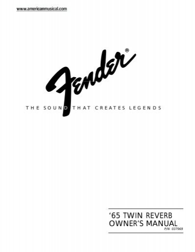 fender 65 twin reverb manual american musical supply rh yumpu com fender 65 twin reverb schematic fender 65 twin reverb reissue review
