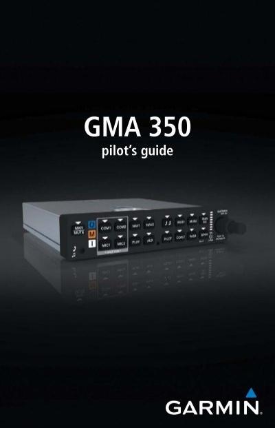 gma 350 manual garmin rh yumpu com garmin zumo 350 user manual garmin zumo 350 user manual