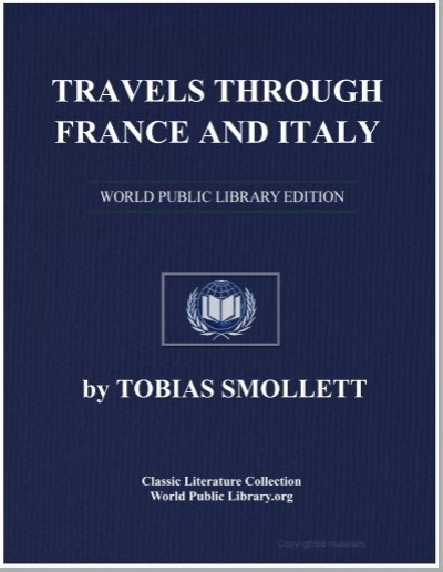 Travels Through France And Italy World Ebook Library