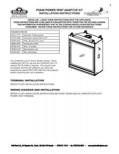pva40 power vent adaptor kit installation instructions ... on tjernlund wiring diagram, furnace wiring diagram, boiler wiring diagram, vent hood wiring diagram, water heater wiring diagram,