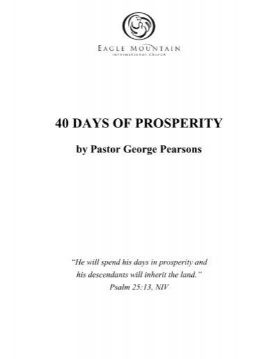 kenneth copeland prosperity confessions pdf