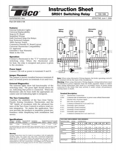 11323356 taco sr502 4 wiring diagram gandul 45 77 79 119  at mifinder.co