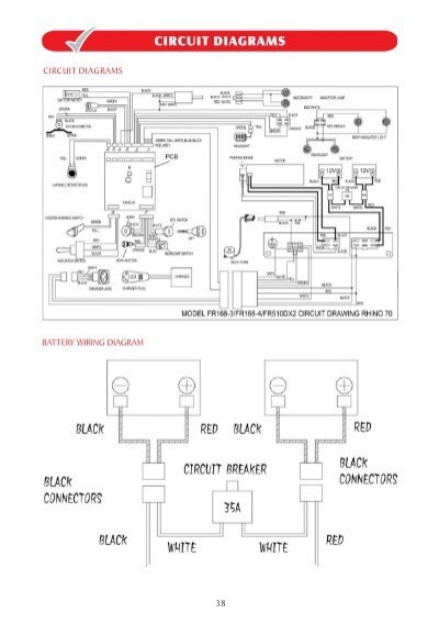 circuit diagrams battery