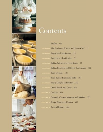 Look Inside Sample Page Download Ciaprochef Com
