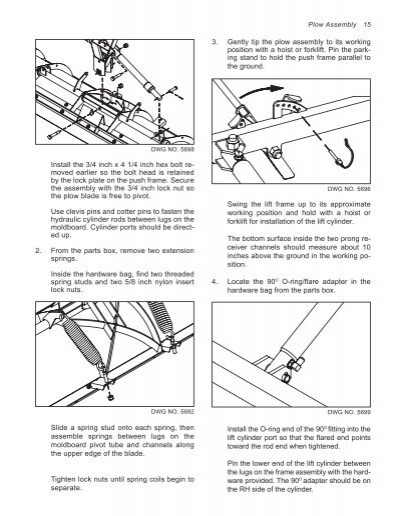 14 section plow sciox Images