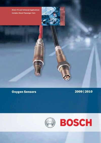 For Mercedes W203 W211 W219 C230 E320 E500 Front Oxygen Sensor BOSCH 16 272