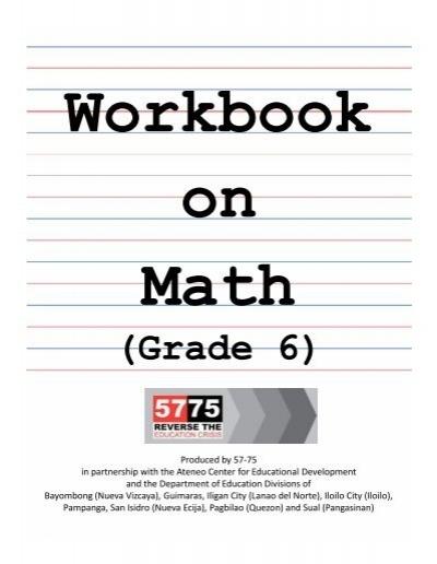 english year 6 workbook pdf