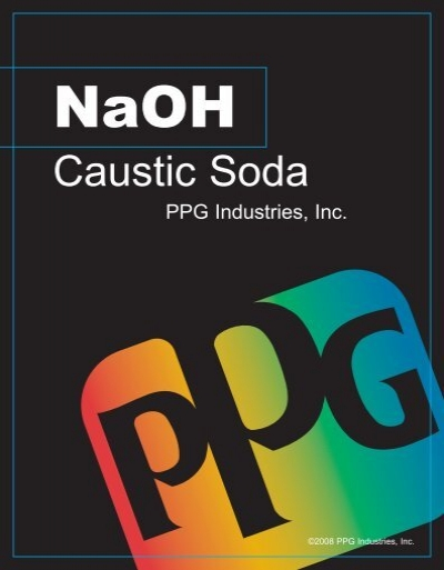Caustic soda manual - PPG Industries