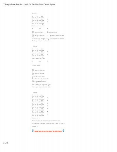 Your Love Never Fails Ultimate Guitar Chords Idea Gallery
