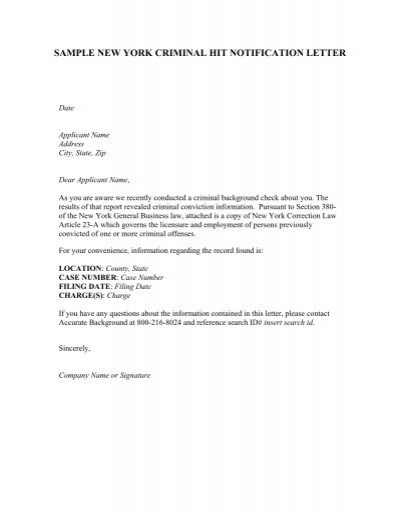 Sample Letter Of Explanation For Criminal Charges from www.yumpu.com