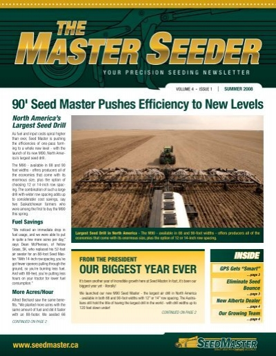 The Seed Master