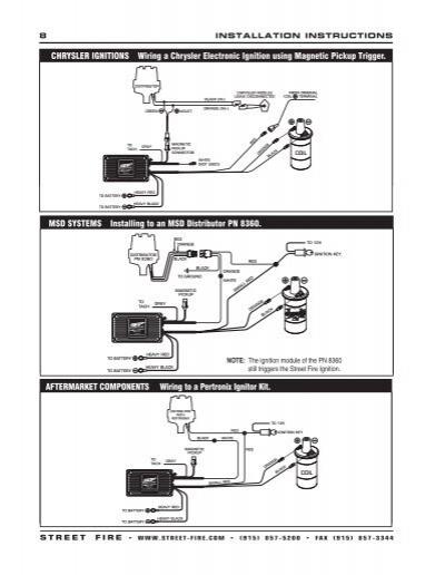 Msd 6al To Hei Distributor Wiring Diagram Nilzanet – Hei Wiring Diagram
