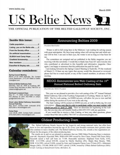 Or In Pdf Us Belted Galloway Society