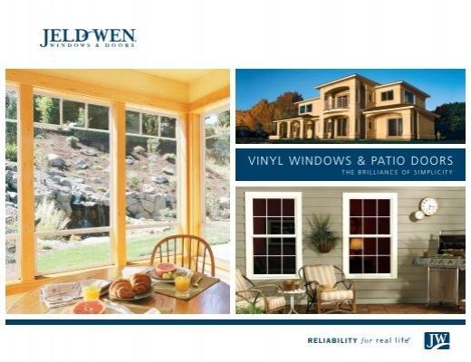 Jeld Wen Vinyl Windows And Patio Doors Ebuild