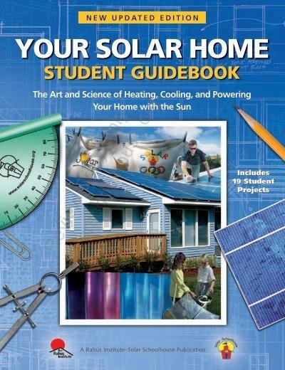 YOUR SOLAR HOME - Solar Schoolhouse
