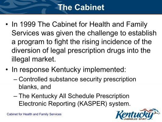 kentucky cabinet for health and family services cabinet 18066