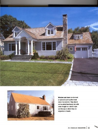 Updating Classic American Capes Robert Cardello Architects