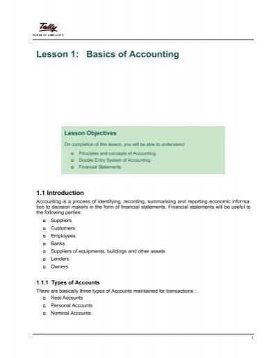 tally financial accounting program volume 2 pdf free