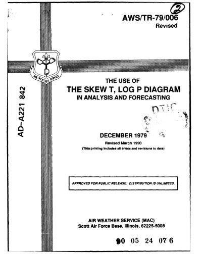 Awstr 79006 The Skew T Log P Diagram Department Of