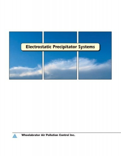 air pollution control technology handbook pdf