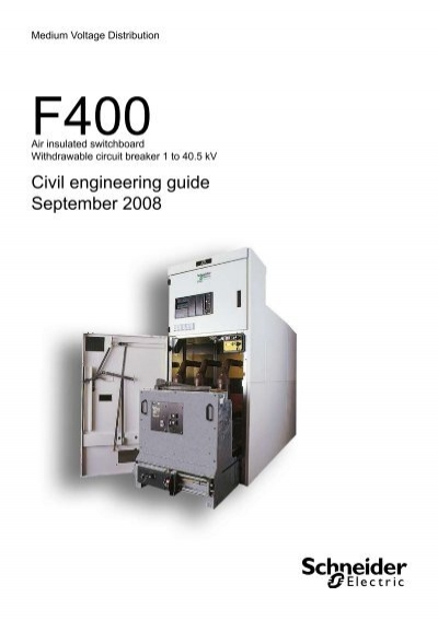 fluair 400 civil engineering guide schneider electric