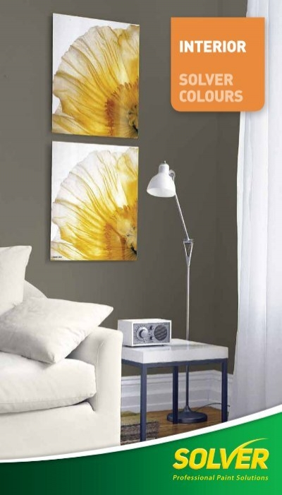 INTERIOR SOLVER COLOURS - Solver Paints on dulux paint colours, resene paint colours, taubmans paint colours,
