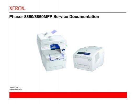 xerox phaser 8860 service manual inkcloners com rh yumpu com Tektronix Website Tektronix Calibration Services