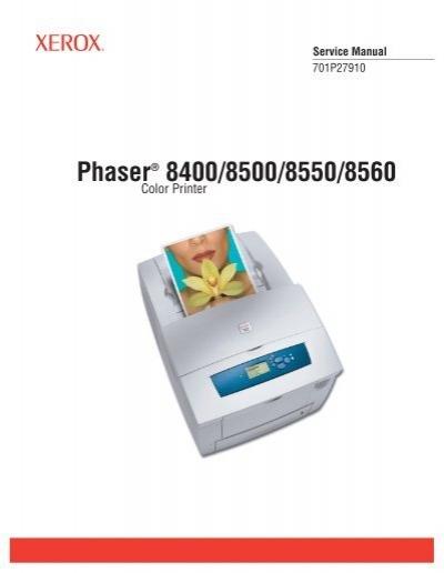Phaser 8550//8560//8560MFP This Item Will NOT W Xerox 108R00676 Extended-Capacity Maintenance KIT