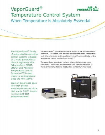 2 VaporGuard Temperature