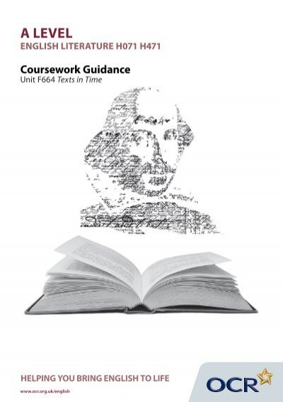 ocr f664 coursework guidance