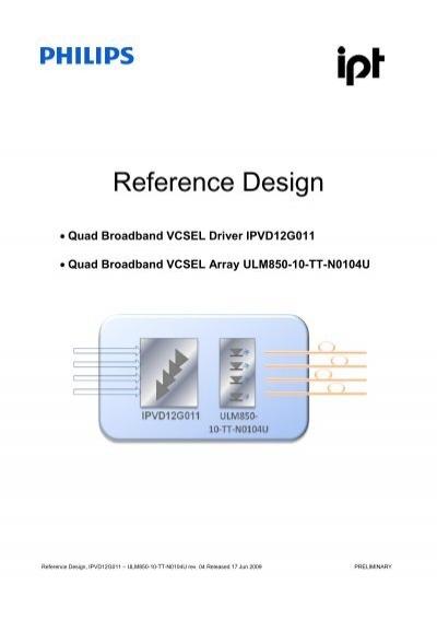 IPTRONICS VCSEL DRIVERS FOR WINDOWS 8