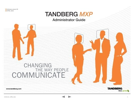 cisco tandberg codec c60 admin guide vidofon rh yumpu com